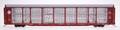 Intermountain HO Scale Bi-Level Autoracks ATSF #89093