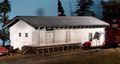 AMB LaserKits HO Scale General Service Building Kit #701