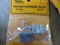 Wheel Works N Scale Vintage Railway Express  Truck Kit