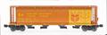 Intermountain Z Scale Cylindrical Hopper Trough Hatch Canadian Wheat Board Govt Car CPWX