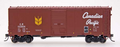 Intermountain 40ft Canadian Modified 1937 AAR Box Car Canadian Pacific Script Grain Service CP 123586