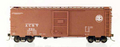 Kadee HO Scale 40 ft PS-1 Standard Boxcar Single 6ft door Akron Canton & Youngstown ACY 750