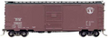 Kadee HO Scale 40 ft PS-1 Standard Boxcar Single 7ft door Boston & Maine BM 75097