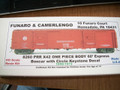 Funaro  HO Scale Kit  #8260  Pennsylvania PRR X42 60ft Express Boxcar with Circle Keystone decals