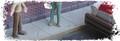 Bar Mills HO Scale Kit #682 Sidewalks in a Snap
