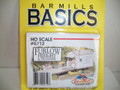 Bar Mills HO Scale Kit #712 Furlow Freight & Transfer