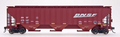 Intermountain HO Scale PS 4750 Covered Hopper BNSF New Image BNSF 470147