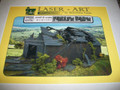Bob The Train Guy Exclusive!  Branchline LaserArt O Scale  Fallen Barn Kit