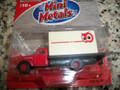 Classic Metal Works - HO Scale 41/46 Chevy Box Truck- Red Owl Grocery 30374