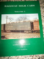 Railway Milk Cars Vol 1, 2, 3 and 4