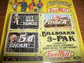 Bar Mills HO/N Scale Billboard Kit 3 Pak #1