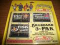 Bar Mills HO/S/O Scale Billboard Kit 3 Pak #4