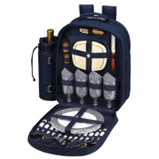 Bold Backpack Picnic Set for Four