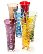 Soiree Champagne Glasses Set of 6