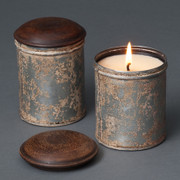 Spice Tin Candle
