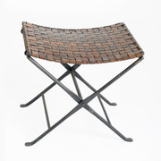 Saddler Folding Stool
