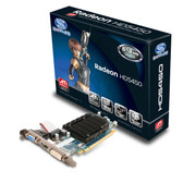 Sapphire Radeon HD 5450 512 MB DDR3 HDMI/DVI-I/VGA PCI-Express Graphics Card 100291DDR3L