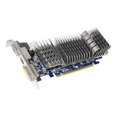 ASUS EN210 SILENT/DI/1GD3/V2(LP) GeForce 210 1GB 64-bit DDR3 PCI Express 2.0 x16 Low Profile Ready Video Card