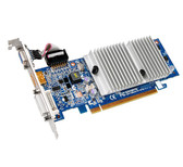 GIGABYTE GV-N84STC-512I Rev2.0 GeForce 8400 GS Supporting up to 512MB(128MB onboard) 64-bit GDDR3 PCI Express 2.0 x16 HDCP Ready Low Profile Ready Video Card