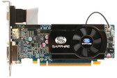 SAPPHIRE 100293DP Radeon HD 5570 1GB 128-bit DDR3 PCI Express 2.1 x16 HDCP Ready CrossFireX Support Low Profile Ready Video Card w/ Eyefinity