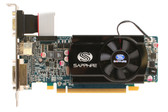 SAPPHIRE 100293L Radeon HD 5570 1GB 128-bit DDR3 PCI Express 2.1 x16 HDCP Ready CrossFireX Support Low Profile Ready Video Card