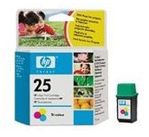 HP Inkjet 51625A  Print Cartridge Genuine