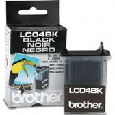 Brother LC04BK Print Cartridge Genuine