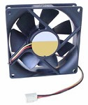 AGI 92mm Ball Bearing Cooling Fan