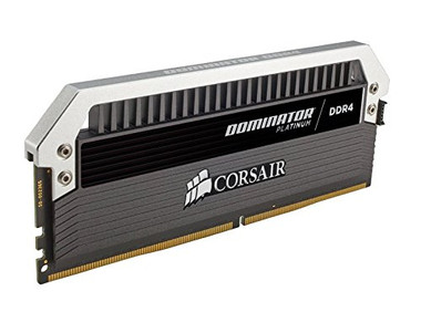 DDR4 3000 (PC4-24000), Timing 15-17-17-35,  Cas Latency 15,  Voltage 1.35V.