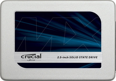 Crucial 275 GB Solid State Hard Drive.
