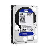 Wester Digital Blue Desktop Hard Drive.