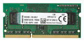 Kingston DDR3 Memory.