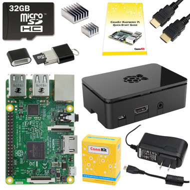 Raspberry Pi3 Kit.