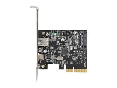 Rosewill Pci Express Card.