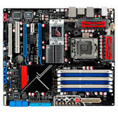 ASUS Rampage II Extreme Socket 1366 Core™ i7 Extreme Intel X58 ATX Motherboard