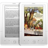 Aluratek Libre Color eBook Reader AEBK07FS 2 Gb Built-In Memory