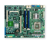 Supermicro PDSMI+ Socket 775 Core™2 Duo/Core™2 Quad/Xeon® 3000 Series Intel 3000 ATX Motherboard