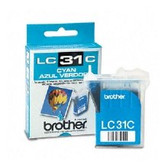 Brother LC31C Print Cartridge Genuine