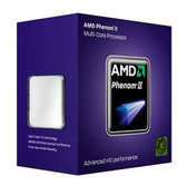 AMD Phenom II X4: 840 AM3 3.2Ghz 512KB 95W HDX840WFBGMBOX