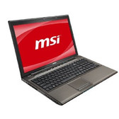 "15.6"" MSI GE620-021US Notebook Intel Core i7 2630QM(2.00GHz) 8GB Memory 640GB HDD DVD Super Multi NVIDIA GeForce GT 540M"
