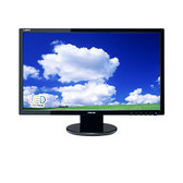 "Asus VE248H Black 24"" 1920X1080 2ms Full HD HDMI LED Backlight LCD Monitor w/Speakers 250 cd/m2 10,000,000:1"