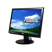 "ASUS VH196T-P Black 19"" 5ms Widescreen LCD Monitor 300 cd/m2 5000 :1 (ASCR) Built-in Speakers"