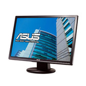 "ASUS VW224T Black 22"" 5ms Widescreen LCD Monitor 300 cd/m2 5000 :1 (ASCR) Built-in Speakers"