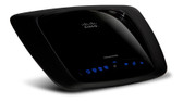 Linksys E1000 N Router +4pt 10/100 Switch
