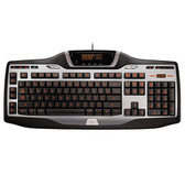 Logitech G15 Gaming Keyboard (Black) in retail box