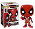 Funko Pop! Marvel Deadpool (Thumb Up) Vinyl Bobble Head Figure #112