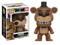 Funko Pop! Games Five Nights at Freddy's Freddy Vinyl Figure Toy #106
