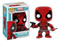 Funko Pop! Marvel Deadpool (Machine-Gun and Sword) Bobble Head Vinyl Figure #20