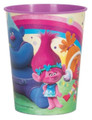 Trolls Plastic 16oz Favor Cup ( 1 Each )