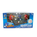 """Sonic Boom 3 Pack Figures -""""Sonic Saves The Day"""""""